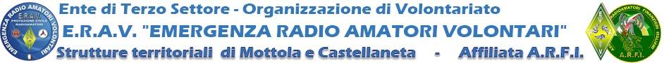 E.R.A.V. MOTTOLA EMERGENZA RADIO AMATORI VOLONTARI
